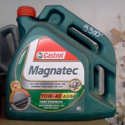 Castrol Magnatec 10W-40 4L A3/B4 4L 9900Ft