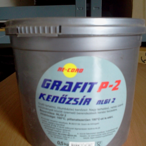 Re-cord Grafit P-2 kenőzsír nlgi 2 0,5kg  1900Ft