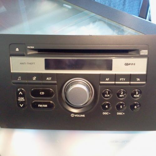 Suzuki SX4 - CD rádió PACR04 39101-79J0 39101-79J00-CAT CQ-MX0571G 12000Ft