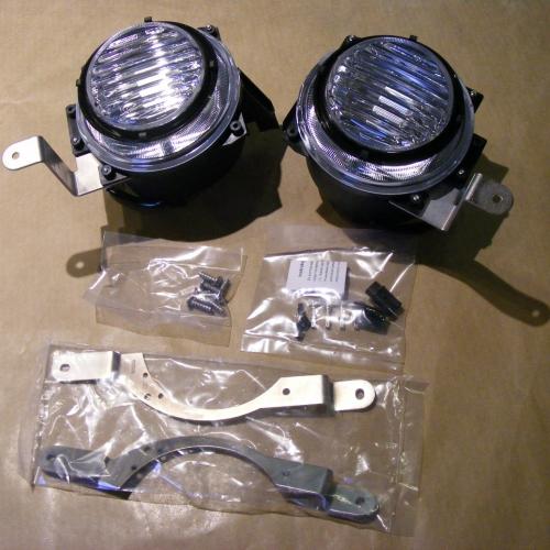 Suzuki Swift Kerek Ködlámpa pár (jobb és bal oldali)  19900Ft