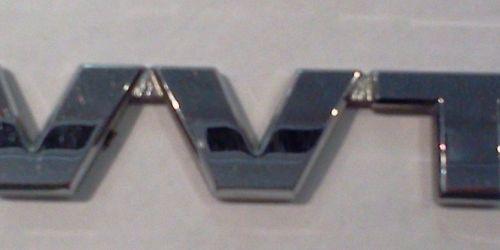 Suzuki VVT embléma, felirat, logó  77851-54G00-0PG  Gyári! Ft/db 1990Ft