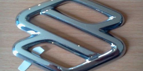 Suzuki S embléma, felírat, logó  77811-75F00-0PG  Gyári! Ft/db 3900Ft