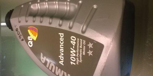 Formula Q8 Advanced 10W-40 1L  1900Ft