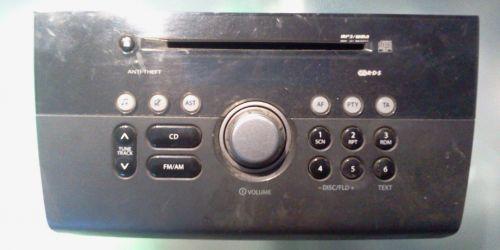 2005-2010 Suzuki Swift CD rádió PACR 05/06 Eredeti ár <s>20 000Ft</s> 39101-62J20-BZH MP3/WMA 15000Ft